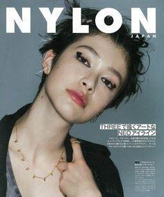 ⚪️ #zine #nylon japan #magazine