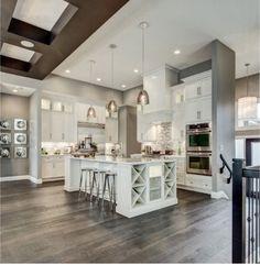 Perfection. My dream kitchen.