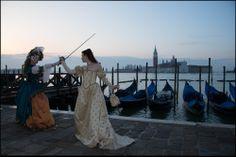 Carnevale di Venezia 2014 05 von Wolfgang Honzejk