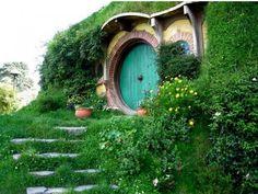 Daily Delight: Hobbit Houses