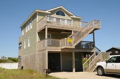 Nags Head Vacation Rental: Lighthouse Cottage 297    Outer Banks Rentals