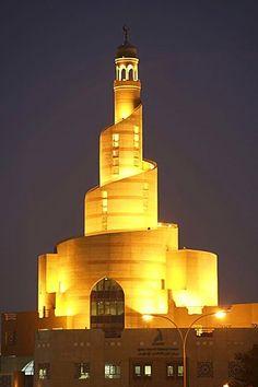 KDF Islamic Center and Mosque, Doha, Qatar