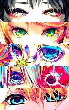 Anime Eyes ★