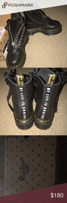 platform boots Dr.Martens lazy oaf boots Dr. Martens Shoes Ankle Boots & Booties