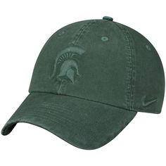 competitive price 2dafa ad2f8 Michigan State Spartans Nike Heritage 86 Pigment Washed Adjustable Hat -  Green, Your Price