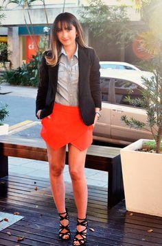 Clarissa Cabeda usa sandália #gladiadora #Shoes #summer #looks #Fashion #Trends #Style