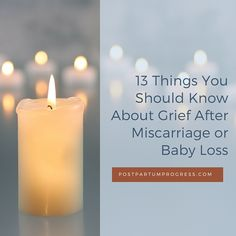 On the feelings and experiences common after a miscarriage, stillbirth or other loss of a baby in the first year, including grief and depression.