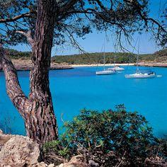 Cala d'Or, Mallorca, Balearic Islands, Spain