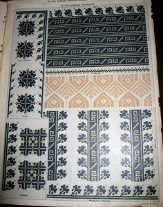 IE NEAGRĂ Moldova, Fabric Patterns, Folk Art, Diy And Crafts, Projects To Try, Cross Stitch, Artisan, Embroidery, Traditional