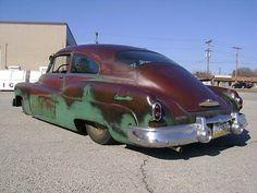 '50 Buick