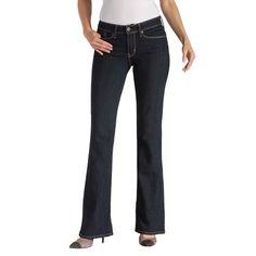 $20 DENIZEN® Women's Essential Stretch Bootcut Jean - Limo - Limo