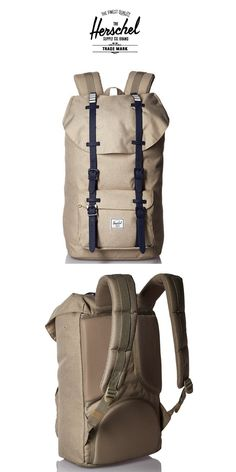 Herschel Supply Co - Little America Backpack | Light Khaki Crosshatch | Click for Price and More | Best Backpacks | Best Bags | Backpack Tips | Best Everyday Backpack | Best Work Bag | Best Travel Backpack | Backpack Styles | Backpack Ideas | Fashionable Bag | Stylish Travel Backpack | Best College Backpack | #Herschel #LittleAmerica #Backpack #Bag #Best #Everyday #Storage #College #Work #Travel #Fashion #Style #Ideas #Vacation #Overnight #Day #Casual #New #Mens #Womens