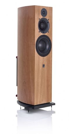 ATC SCM40AT ACTIVE Floorstanding loudspeakers - Tri Amplified What Hi-Fi have reviewed the new SCM40A as part of their monthly lsquo Temptations