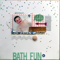 Member Profile - Tarrah - Two Peas in a Bucket #heidiswapp #mixedcompany
