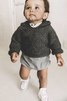 and baby fashion Niños de invierno: Mamá Madejas 2017 So Cute Baby, Baby Kind, Cute Baby Clothes, Cute Kids, Cute Babies, Summer Clothes, Baby Baby, Fashion Kids, Little Kid Fashion