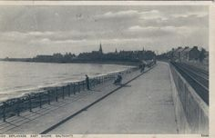 New Esplanade, East Shore, Saltcoats