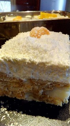 Greek Sweets, Greek Desserts, Party Desserts, Greek Recipes, Cookbook Recipes, Sweets Recipes, Candy Recipes, Cooking Recipes, Food Cravings