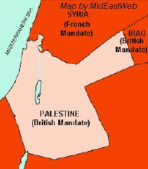 A Brief History of Palestine, Israel, and the Arab-Israeli Conflict