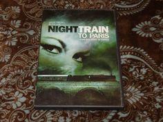 Night Train to Paris (DVD, 2006) Leslie Nielsen in Eurospy Film! WS/Open Matte!