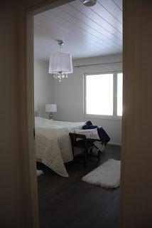 Villa Lehtonen: Talokierros: Makuuhuoneet ja työhuone