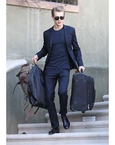 The Best and Worst Dressed Men of the Week: January 18, 2013: Week In Style: GQ