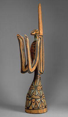 Headdress (Kapurei [?]) [Sulka people, New Britain] (1981.331.1) | Heilbrunn Timeline of Art History | The Metropolitan Museum of Art