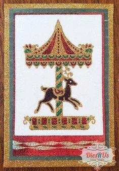 Dies R Us: Reindeer Carousel