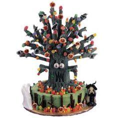 Wicked Tree Cake by Wilton