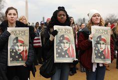 (296) Hashtag #WomensMarch na Twitteru