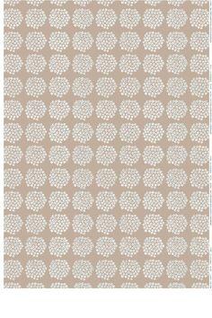 specializes in Finnish and Scandinavian design featuring Marimekko, iittala, Ilse Jacobsen, Ritva Falla & more. Curtain Fabric, Curtains, Marimekko Fabric, Scandinavian Design, Organic Cotton, Cotton Fabric, Blue And White, Beige, Pillows