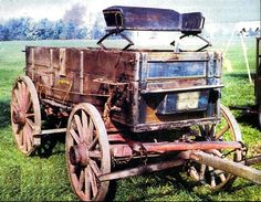 Old Wagon: