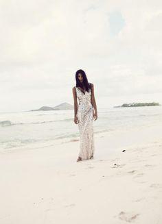 """""""Tahitian Dreaming"""" - Pia Miller by Darren MacDonald"""