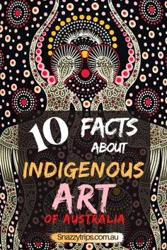 10 facts about Aboriginal Art in Australia - from the oldest culture in the world still in existence. A fascinating insight and examples of this historic art form. #aboriginalart #australianart #aboriginalpaintings #indigenousart #indigenousaustralians #snazzytrips Aboriginal History, Aboriginal Culture, Aboriginal Artists, Aboriginal Language, Collages, Roman Art, Indigenous Art, Old Art, Dot Painting