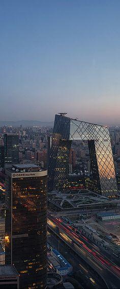 CCTV Building, Beijing, China