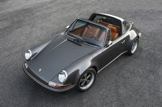 911 Targa One of Rob Chaloner's Favourite cars