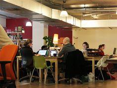 Le coworking : des bureaux partagés pour travailler autrement