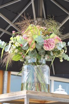 Pretty pastels wedding styling. Beachclub Zuyver E3 stand Eersel www.simones-styling.nl