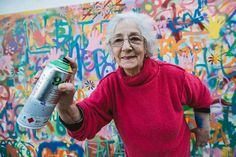 Artists destroy Age Stereotypes connecting older and younger generations