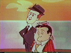 Each show containing four episodes with Bud Abbott supplying his own voice, while Stan Irwin supplied the voice of Lou Costello. Description from angelfire.com. I searched for this on bing.com/images