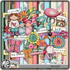 Big Sister by mle Card