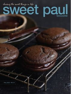 The Sweet Paul Fall 2012 Issue is chock full (!) of gorgeous fall decor/food/diy