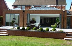 Bespoke British Made Roof Lanterns, Rooflights and Bi-folding Doors