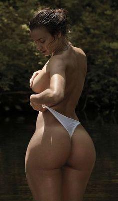 Nudist Protests London Race Photos