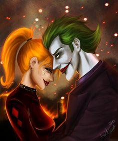 Mad Love by FrolJoker.deviantart.com on @deviantART