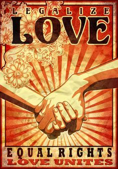 """Love Unites"" by LunaLouise on Deviantart."