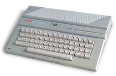 Atari 130XE. My first personal computer.