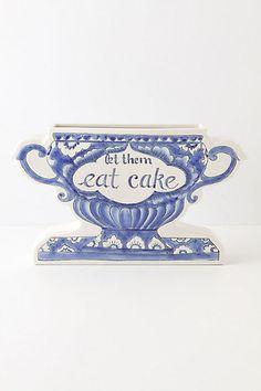 Pragmatic Vase, Eat Cake #Anthropologie #PinToWin