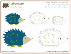 Free embroidery patterns, woodsy, porcupine, whale and Hedgehog! Cute Embroidery Patterns, Embroidery Applique, Cross Stitch Embroidery, Embroidery Designs, Pdf Patterns, Beginning Embroidery, Sewing Crafts, Sewing Projects, Fabric Yarn