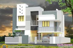 Image result for 2015 tamilnadu house design 1800sqft