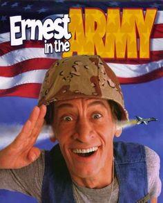 Ernest in the Army (Ernest Vai ao Exército (título no Brasil) ) é um filme de comédia norte-ameri...